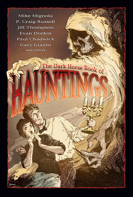 The Dark Horse Book of Hauntings als Buch