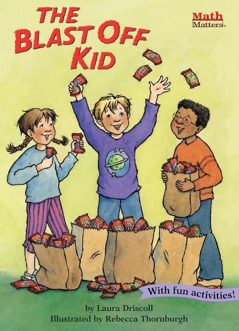 The Blast Off Kid als Taschenbuch