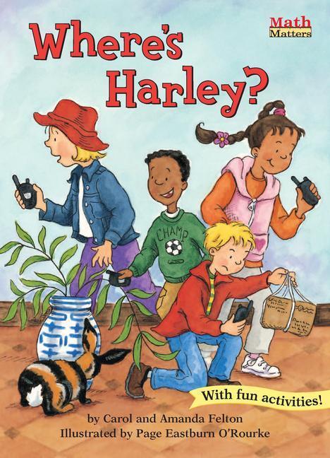 Where's Harley? als Taschenbuch