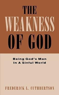 The Weakness of God als Taschenbuch