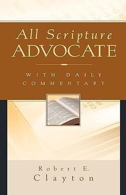 All Scripture Advocate als Buch