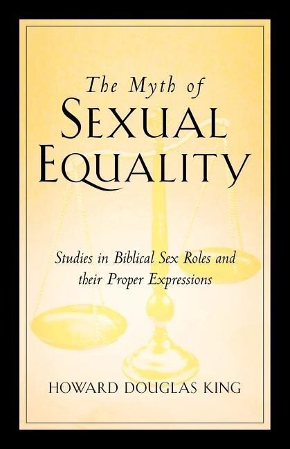 The Myth of Sexual Equality als Taschenbuch