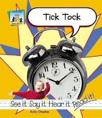 Tick Tock als Buch