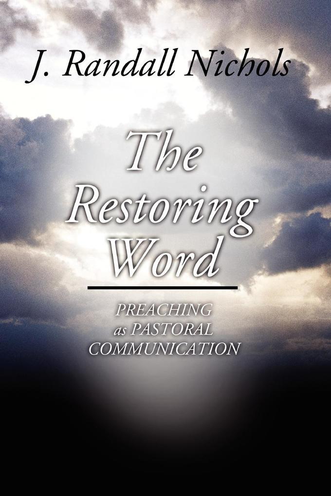 Restoring Word als Taschenbuch
