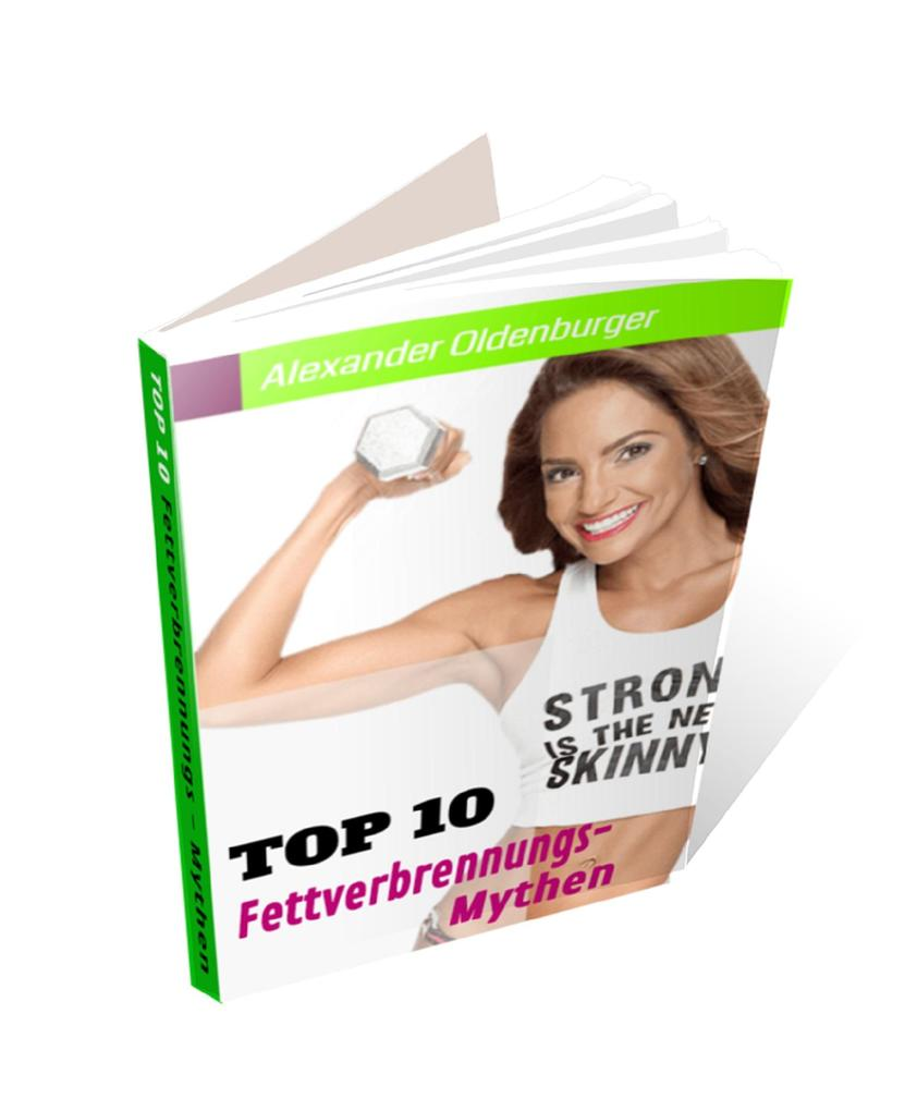 Top 10 Fettverbrennungs- Mythen als eBook Downl...