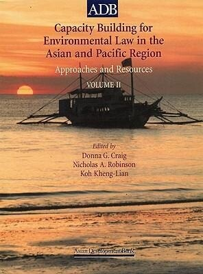 Capacity Building for Environmental Law in the Asian and Pacific Region: Approaches and Resources als Buch