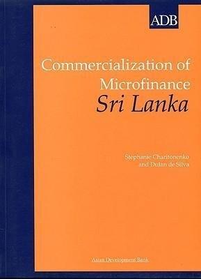 Commercialization of Microfinance: Sri Lanka als Taschenbuch