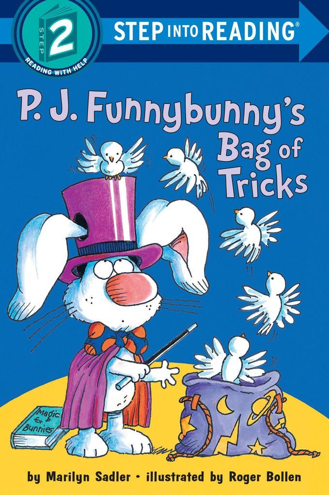 P.J. Funnybunny's Bag of Tricks als Taschenbuch