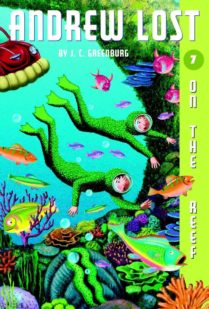 Andrew Lost #7: On the Reef als Taschenbuch