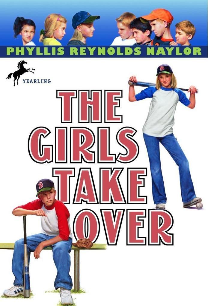 The Girls Take Over als Taschenbuch
