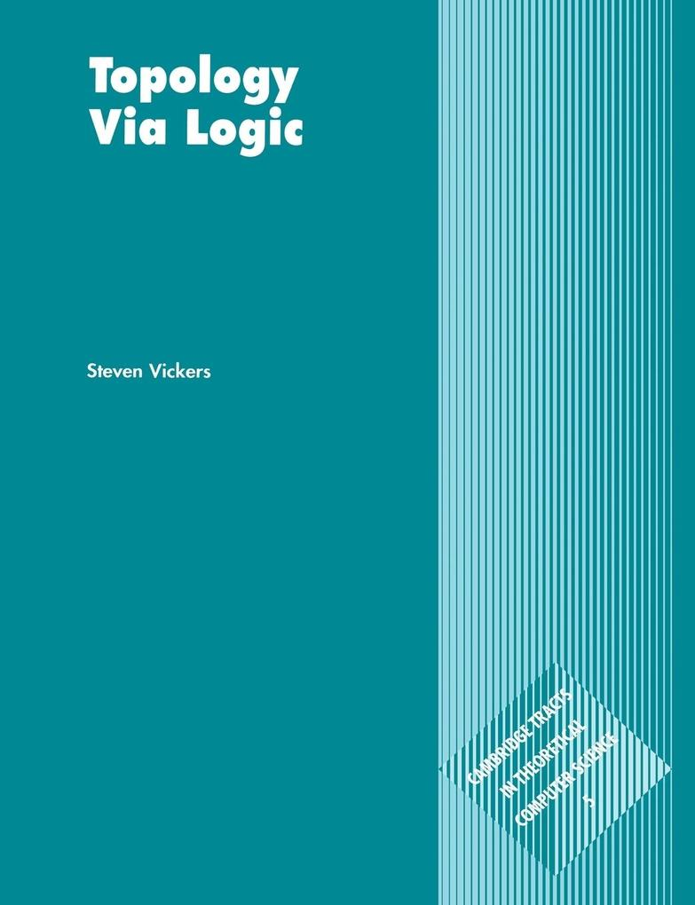 Topology Via Logic als Buch
