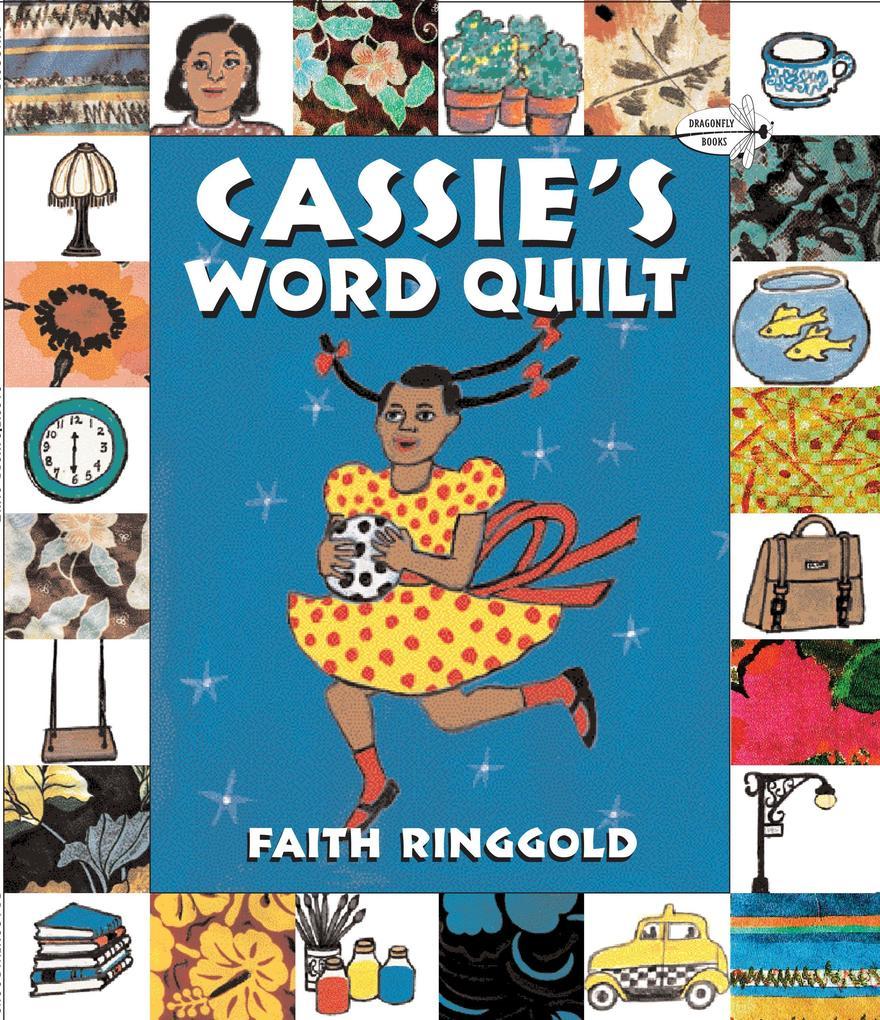 Cassie's Word Quilt (Paperback) als Taschenbuch