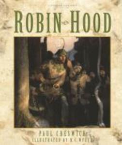 Robin Hood als Buch