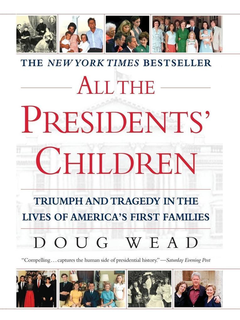 All the Presidents' Children als Taschenbuch