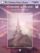 WB Christian Piano Library: Worship & Praise, Book & General MIDI Disk