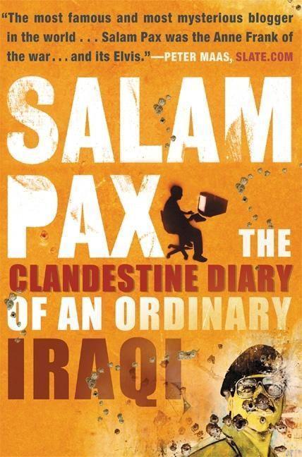 Salam Pax: The Clandestine Diary of an Ordinary Iraqi als Taschenbuch