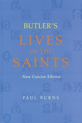 Butler's Lives of the Saints als Buch