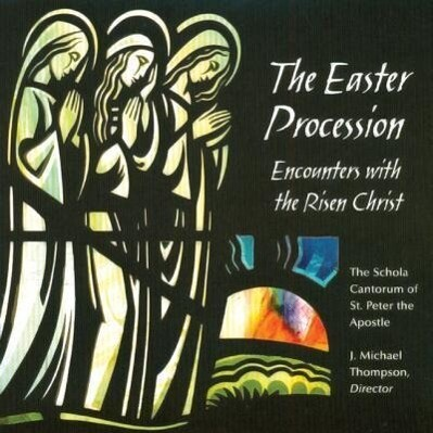 The Easter Procession: Encounters with the Risen Christ als Hörbuch