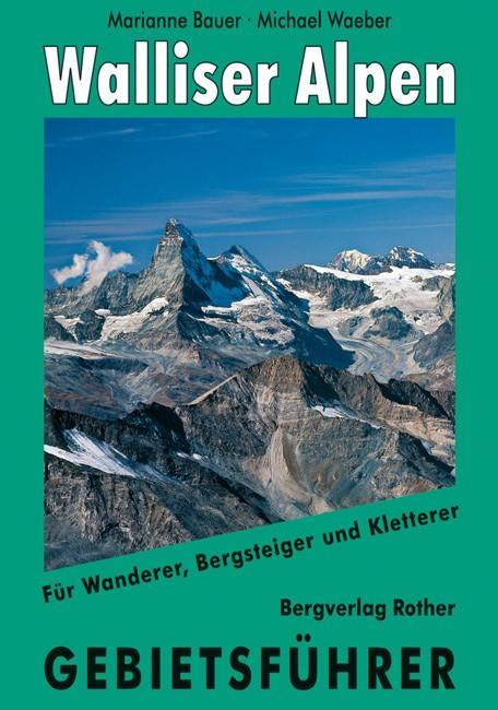 Walliser Alpen als Buch