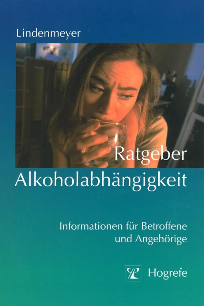 Ratgeber Alkoholabhängigkeit als Buch