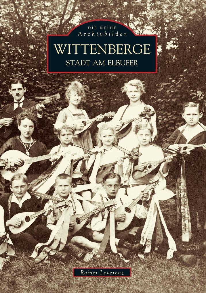 Wittenberge als Buch