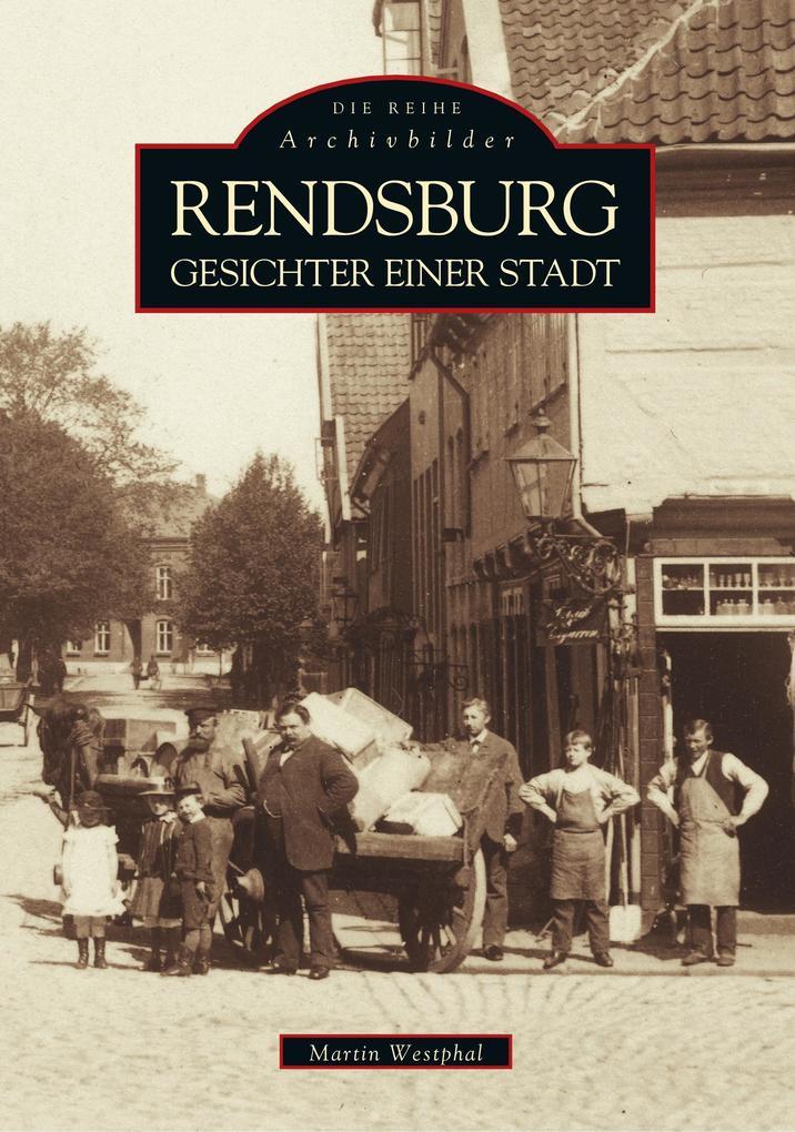 Rendsburg als Buch