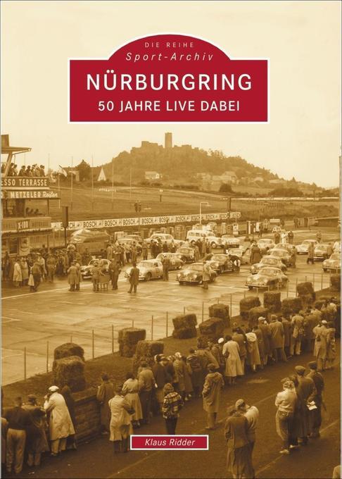 Nürburgring als Buch
