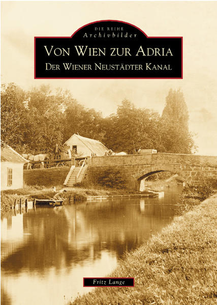 Von Wien zur Adria als Buch