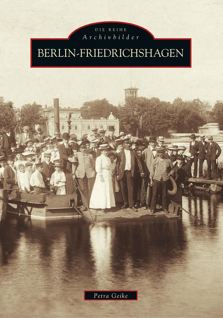 Berlin - Friedrichshagen als Buch