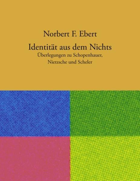 Identität aus dem Nichts als Buch