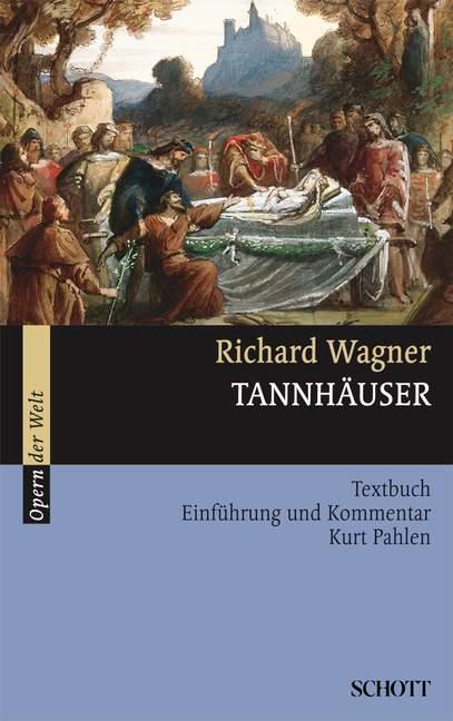 Tannhäuser und der Sängerkrieg auf Wartburg als Buch