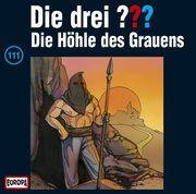 Die drei ??? 111. Die Höhle des Grauens (drei Fragezeichen) CD