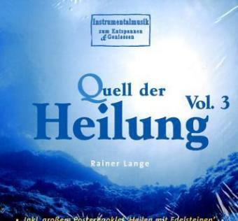 Quell Der Heilung-Vol.3 (Music For Reiki) als CD