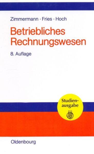 Betriebliches Rechnungswesen als Buch