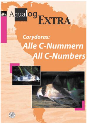 Corydoras. Alle C-Nummern als Buch