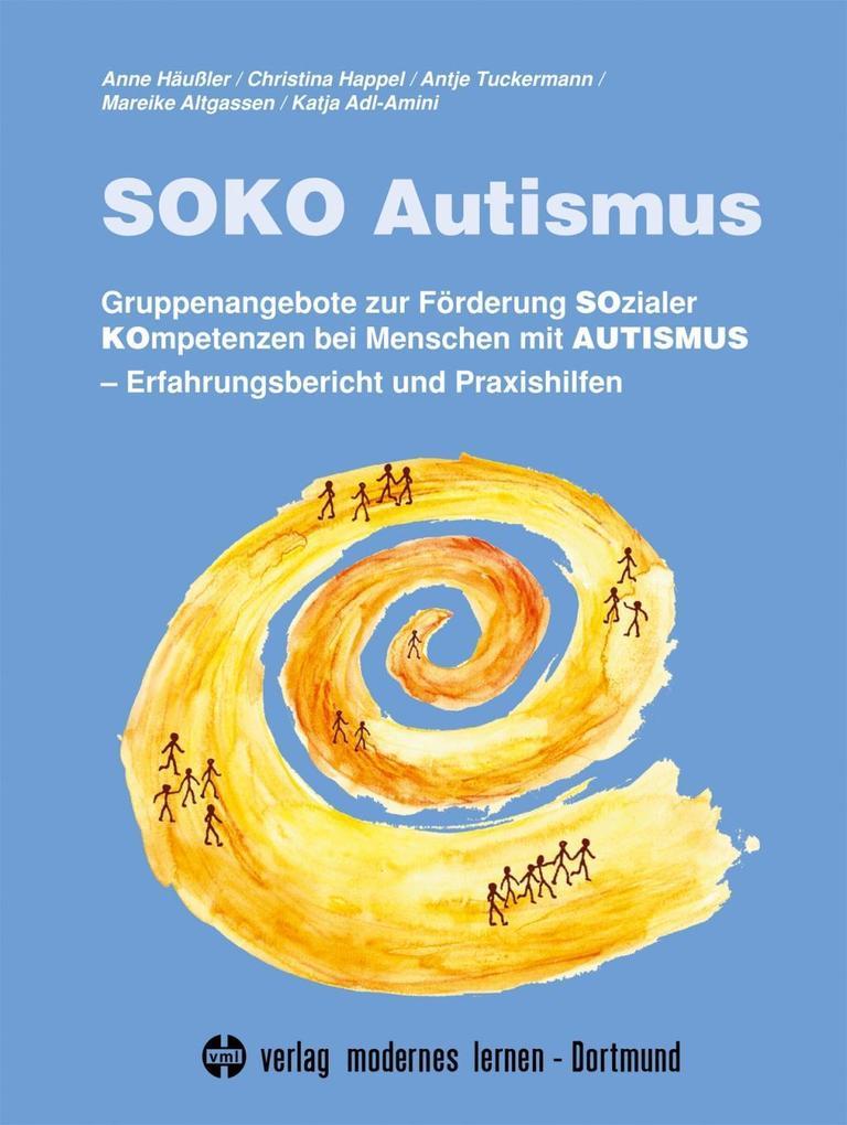 SOKO Autismus als Buch