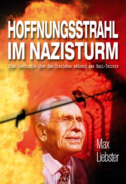 Hoffnungsstrahl im Nazisturm als Buch