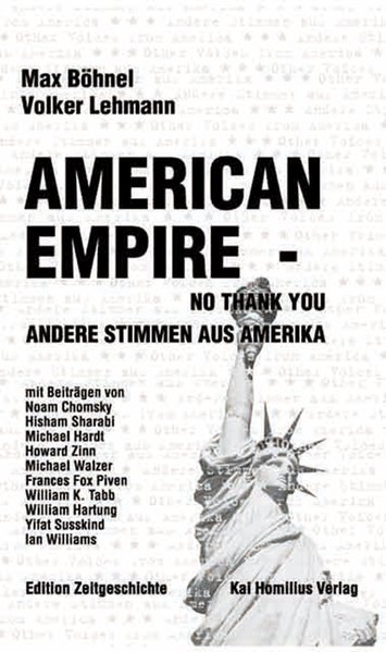 American Empire als Buch