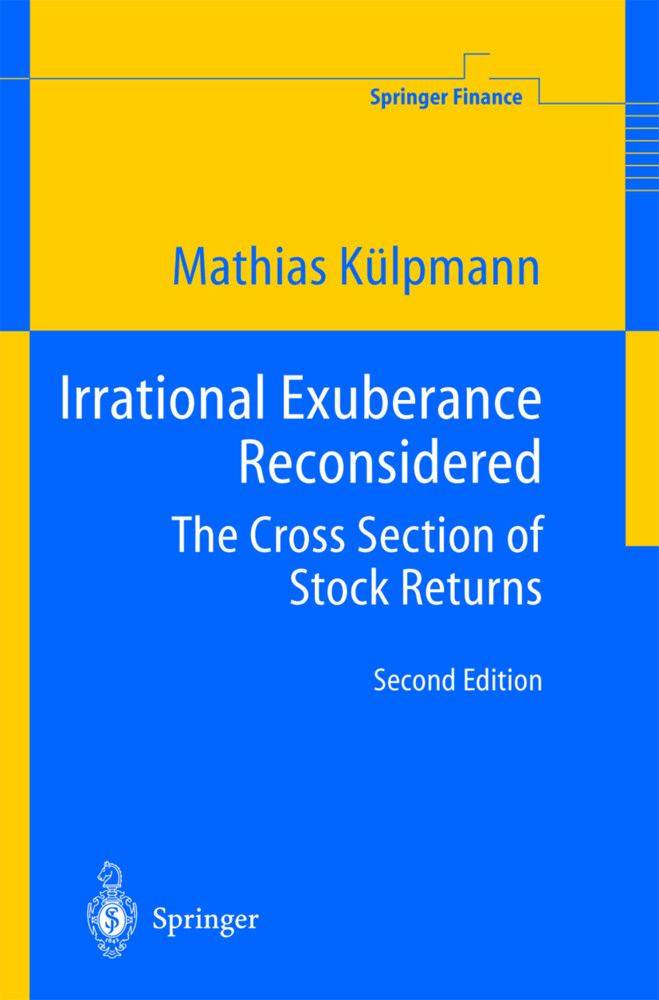 Irrational Exuberance Reconsidered als Buch