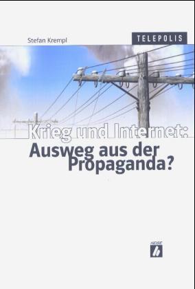 Krieg und Internet als Buch
