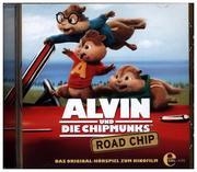 Alvin und die Chipmunks 04. Road Chip