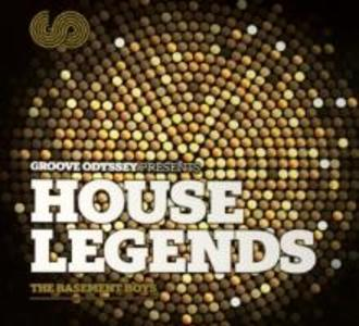 Groove Odyssey Pres House Legends