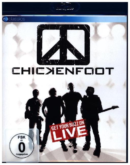 Get Your Buzz On-Live (Bluray)