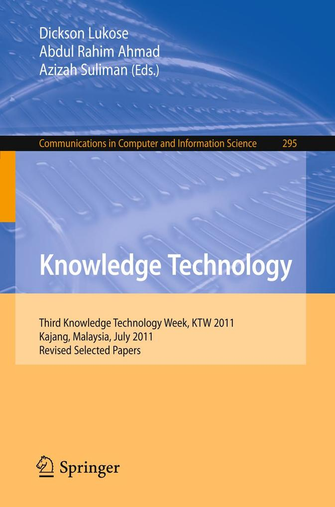 Knowledge Technology als eBook Download von