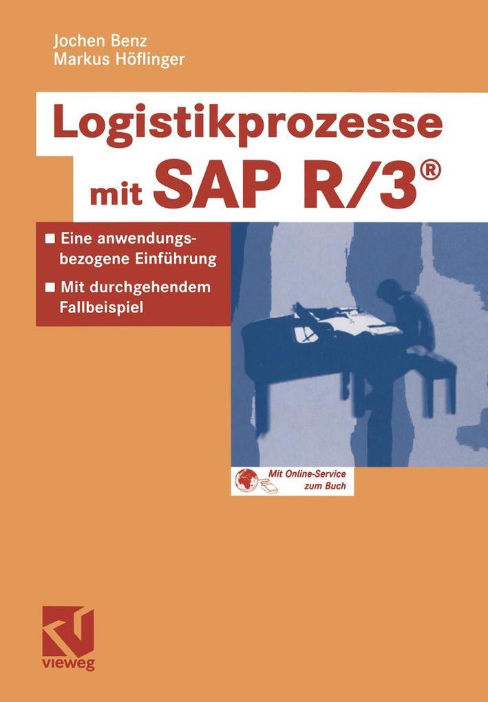 Logistikprozesse mit SAP R/3® als eBook Downloa...