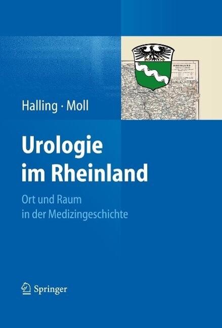Urologie im Rheinland als eBook Download von