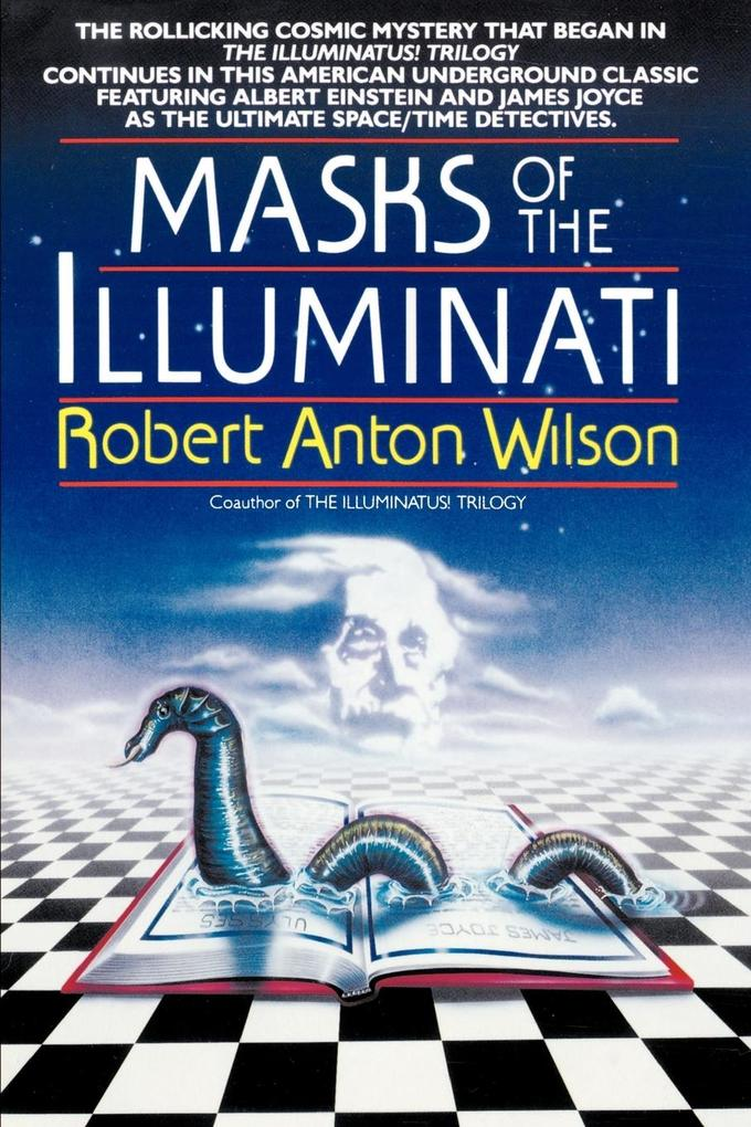 Masks of the Illuminati als Buch