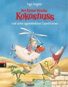 Der kleine Drache Kokosnuss und seine spannendsten Expeditionen
