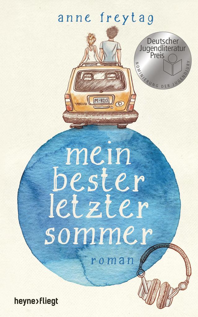 Mein bester letzter Sommer als Buch