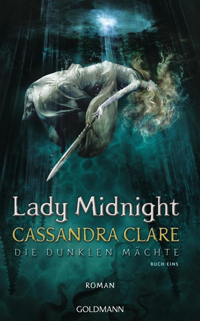 Lady Midnight als Buch